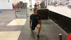 Split Squat Hold